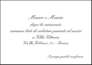 Partecipazioni Matrimonio Bon Ton.Regole E Galateo Partecipazioni Matrimonio Ed Inviti Di Nozze
