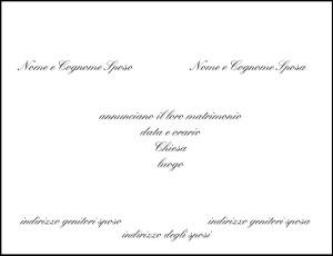 Partecipazioni Matrimonio Testo.Cosa E Come Scrivere Il Testo Di Partecipazioni Di Matrimonio