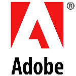 Logo Adobe fornitore software
