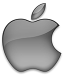 Logo Apple fornitore software