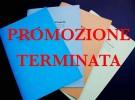 Promozione cartelline raccolta fascicoli atti e pratiche
