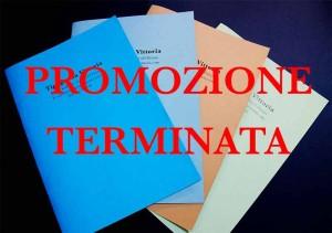 Offerta cartelline personalizzate atti fascicoli per avvocati, notai e commercialisti in promozione