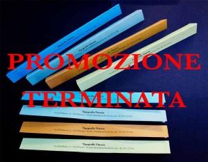 Offerta di fascette per raccolta di atti, fascicoli e pratiche per avvocati, notai e commercialisti in promozione.